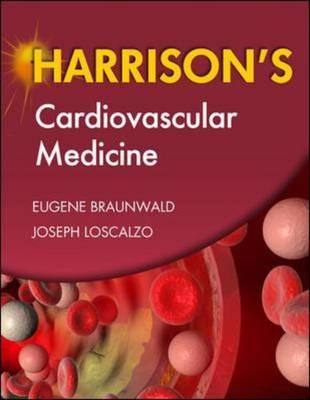 Harrison's Cardiovascular Medicine (Paperback)