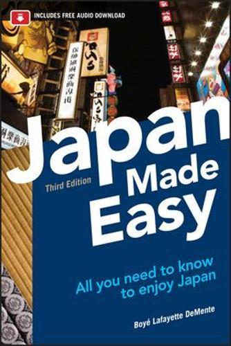 Japan Made Easy (Paperback)