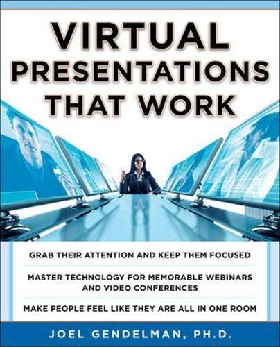 Virtual Presentations That Work (Paperback)