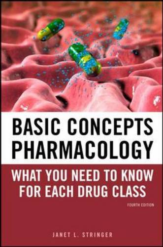 Basic Concepts in Pharmacology: What You Need to Know for Each Drug Class: What you Need to Know for Each Drug Class, Fourth Edition (Paperback)