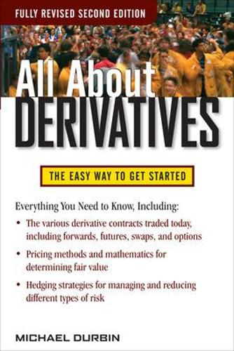 All About Derivatives Second Edition - All About (Paperback)