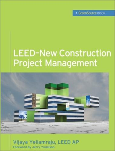 LEED-New Construction Project Management (GreenSource) - GreenSource (Hardback)