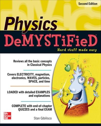 Physics DeMYSTiFieD, Second Edition - Demystified (Paperback)