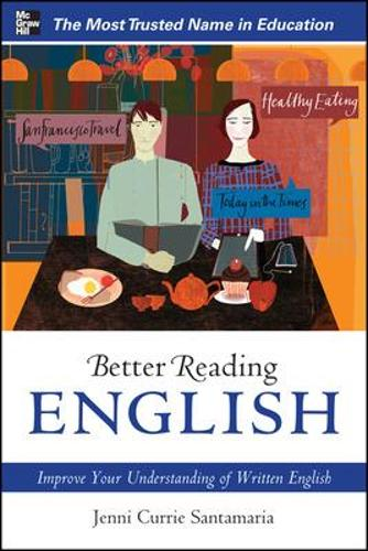 Better Reading English: Improve Your Understanding of Written English - Better Reading Series (Paperback)