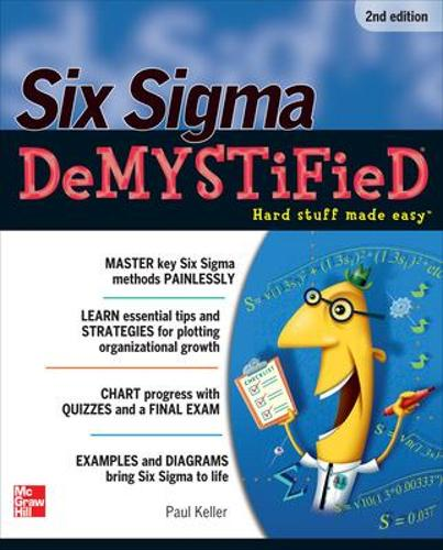 Six Sigma Demystified, Second Edition - Demystified (Paperback)