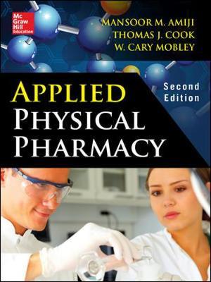 Applied Physical Pharmacy 2/E (Hardback)