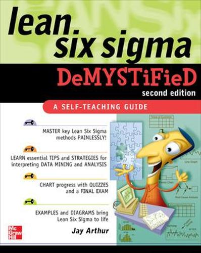 Lean Six Sigma Demystified, Second Edition - Demystified (Paperback)