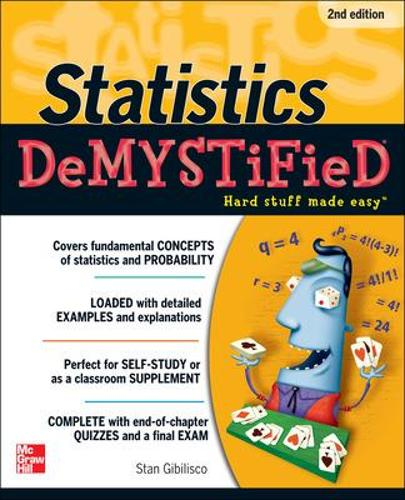 Statistics DeMYSTiFieD - Demystified (Paperback)