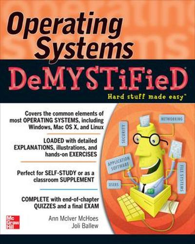 Operating Systems DeMYSTiFieD - Demystified (Paperback)