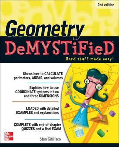 Geometry DeMYSTiFieD - Demystified (Paperback)