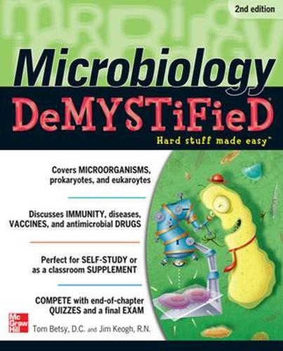 Microbiology DeMYSTiFieD - Demystified (Paperback)