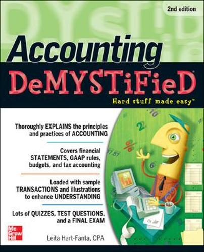 Accounting DeMYSTiFieD - Demystified (Paperback)