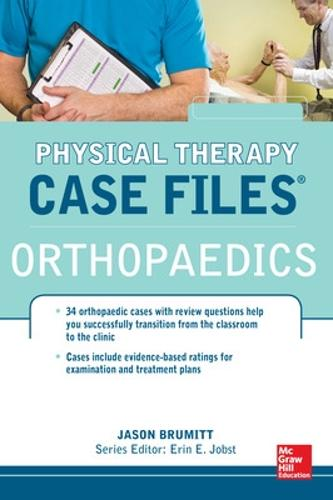 Physical Therapy Case Files: Orthopaedics (Paperback)