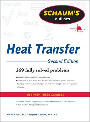 Schaum's Outline of Heat Transfer (Paperback)