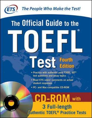 Official Guide to the TOEFL Test With CD-ROM (Book)