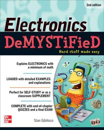 Electronics Demystified, Second Edition - Demystified (Paperback)