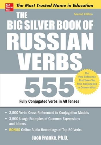 The Big Silver Book of Russian Verbs - Big Book Series (Paperback)