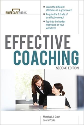 Manager's Guide to Effective Coaching, Second Edition (Paperback)