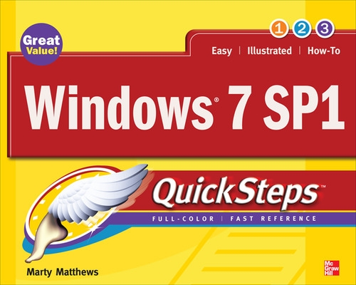 Windows 7 SP1 QuickSteps (Paperback)