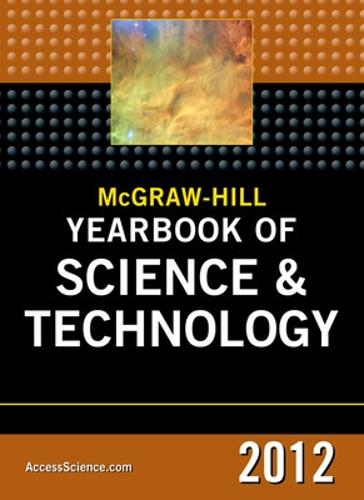 McGraw-Hill Yearbook of Science & Technology 2012 (Hardback)