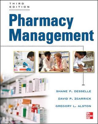 Pharmacy Management (Paperback)