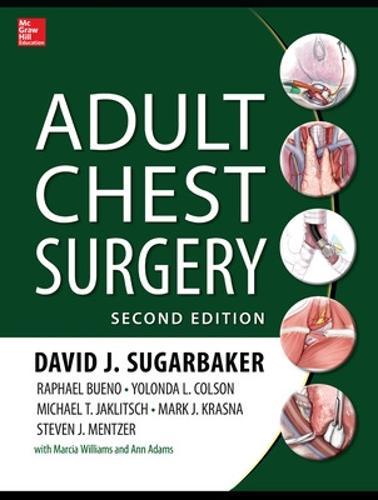 Adult Chest Surgery (Hardback)