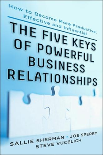 Five Keys to Powerful Business Relationships: How to Become More Productive, Effective and Influential (Hardback)