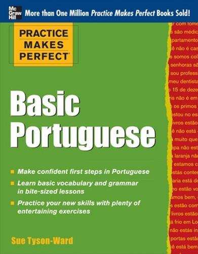 Practice Makes Perfect Basic Portuguese (Paperback)