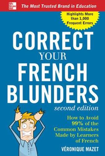Correct Your French Blunders (Paperback)