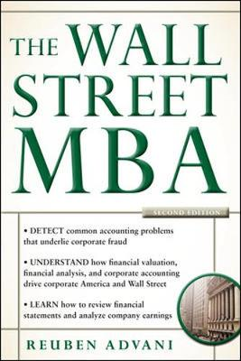 The Wall Street MBA, Second Edition (Paperback)