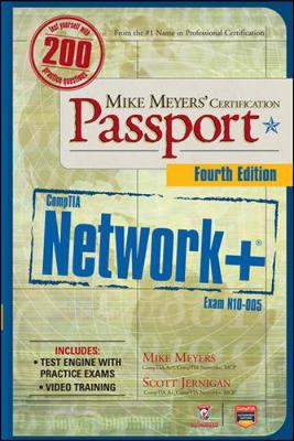 Mike Meyers' CompTIA Network+ Certification Passport (Exam N10-005) - Comptia Authorized