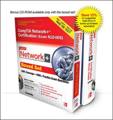 CompTIA Network+ Certification Boxed Set (Exam N10-005) - Comptia Recommended