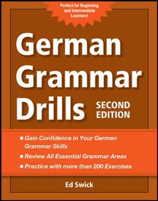 German Grammar Drills (Paperback)