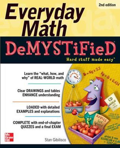 Everyday Math Demystified - Demystified (Paperback)