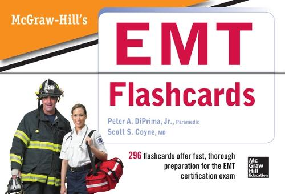 McGraw-Hill's EMT Flashcards (Paperback)
