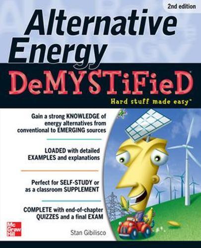 Alternative Energy DeMYSTiFieD - Demystified (Paperback)