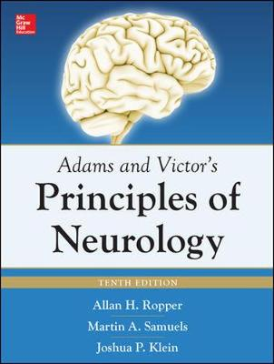 Adams and Victor's Principles of Neurology (Hardback)