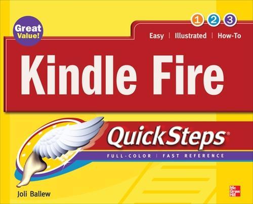 Kindle Fire QuickSteps - QuickSteps (Paperback)