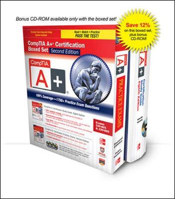 CompTIA A+ Certification Boxed Set (Exams 220-801 & 220-802) - Certification Press