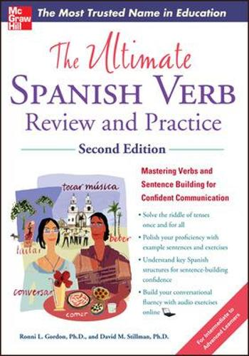 The Ultimate Spanish Verb Review and Practice, Second Edition (Paperback)