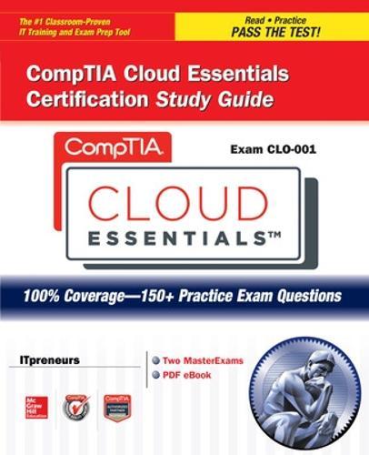 CompTIA Cloud Essentials Certification Study Guide (Exam CLO-001) - Certification Press (Book)