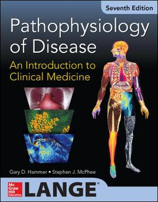 Pathophysiology of Disease: An Introduction to Clinical Medicine 7/E (Int'l Ed) (Paperback)