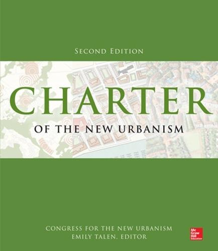 Charter of the New Urbanism (Paperback)