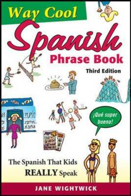 Way-Cool Spanish Phrasebook (Paperback)