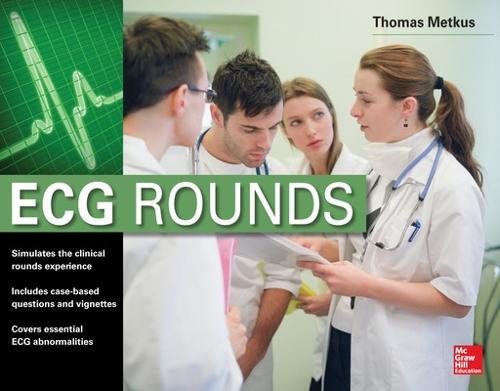 ECG Rounds (Paperback)