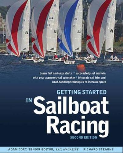 Getting Started in Sailboat Racing (Paperback)