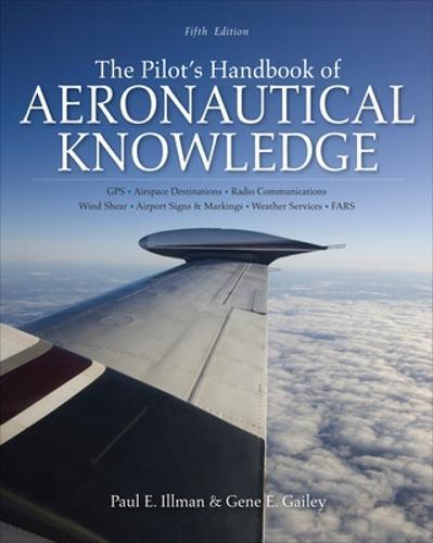 The Pilot's Handbook of Aeronautical Knowledge (Paperback)