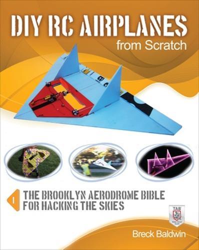 DIY RC Airplanes from Scratch (Paperback)