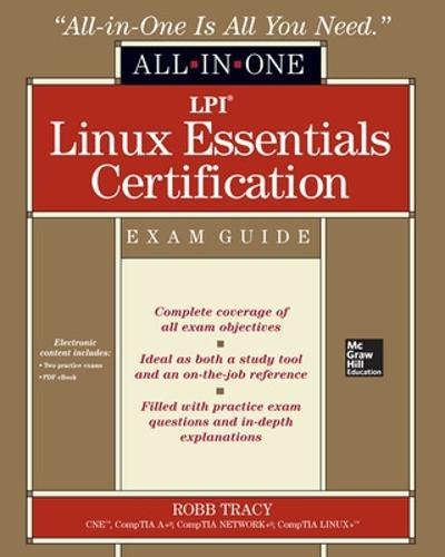 LPI Linux Essentials Certification All-in-One Exam Guide - All-in-One (Book)