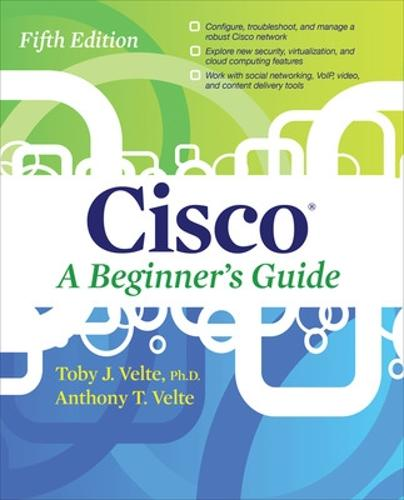Cisco A Beginner's Guide, Fifth Edition (Paperback)